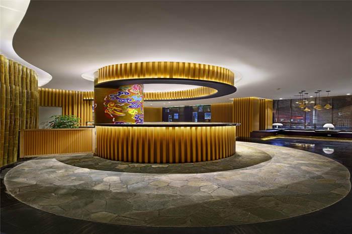 五星级酒店装饰效果图